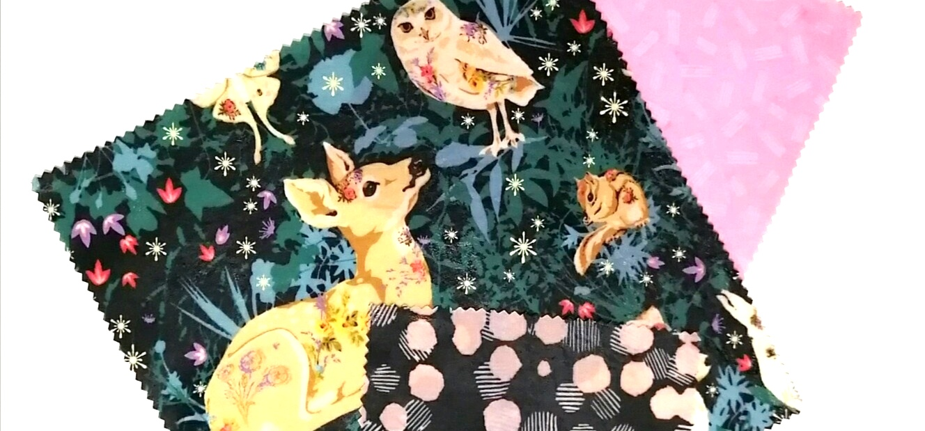Beeswax Wraps – Mystery Forest