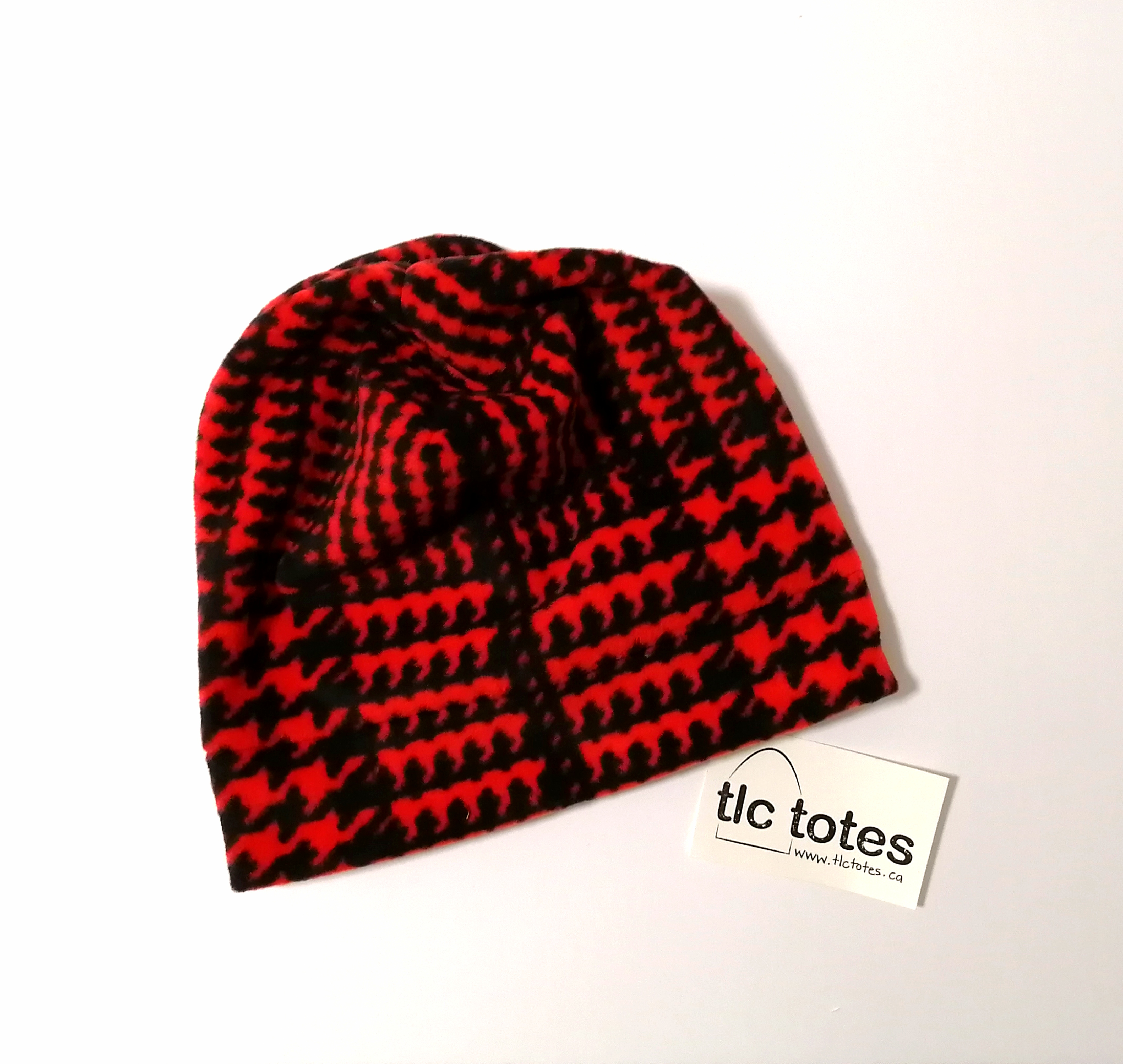 Slouchy Hats - Thunder Red