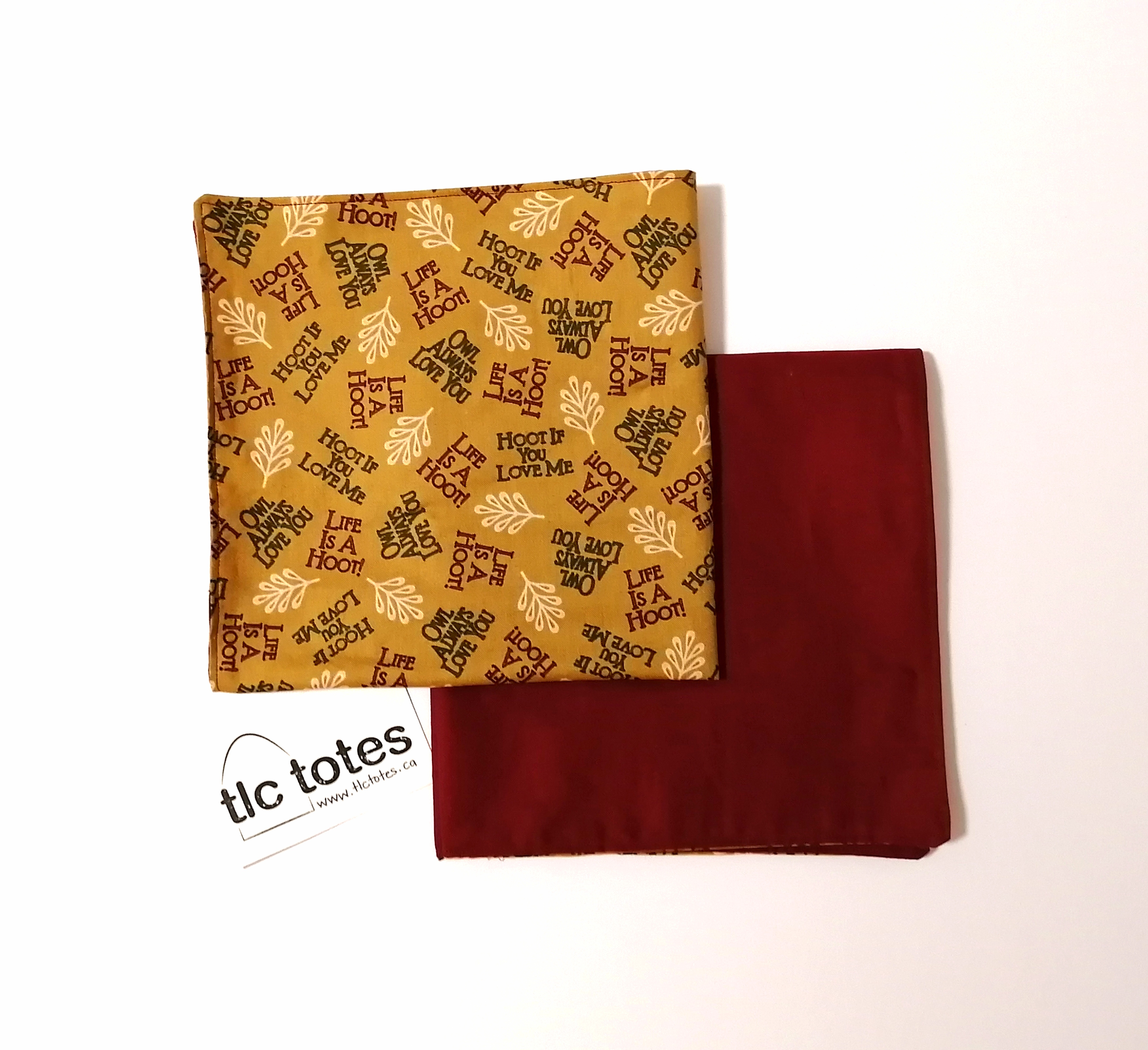Table Napkins - Life is a Hoot